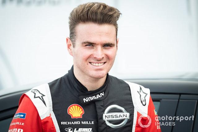 """Oliver Rowland, Nissan e.Dams <span class=""""copyright"""">Simon Galloway / Motorsport Images</span>"""
