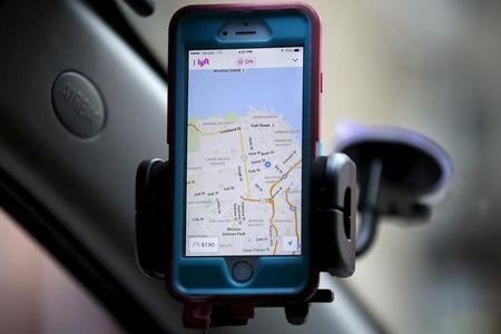 Google's parent company considers $1B investment in Lyft