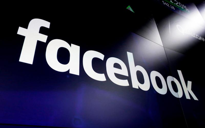 The social network company revealed it took action on significantly less harmful material containing such content between April and June saying that it had fewer working moderators because of the pandemic - Richard Drew/AP