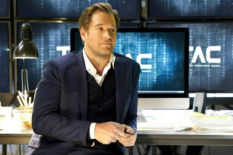 Michael Weatherly in ' Bull' (Credit: David M. Russell/CBS)