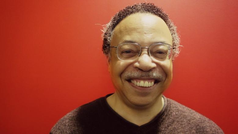 George Elliott Clarke delighted to be 'up there with Shakespeare'