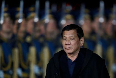 Duterte declares martial rule in south Philippines