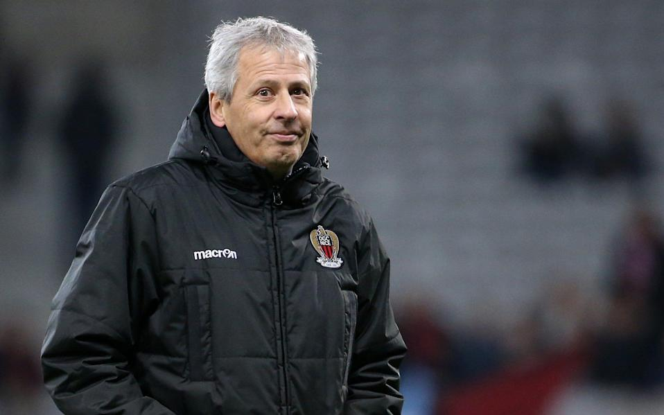 Lucien Favre turns down Crystal Palace manager job - GETTY IMAGES