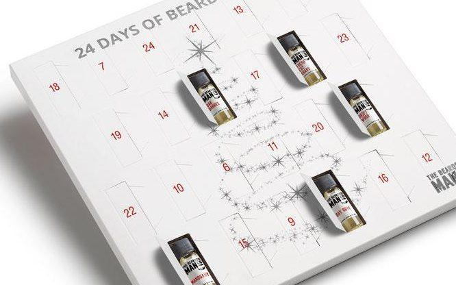 """<p>This alternative advent calendar comes crammed with enough beard oils to see him right through to well after Christmas! <br></p><p>£29.99 <a href=""""http://www.thebeardedmancompany.com/christmas-beard-oil-advent-calendar.html"""" rel=""""nofollow noopener"""" target=""""_blank"""" data-ylk=""""slk:The Bearded Man Company"""" class=""""link rapid-noclick-resp"""">The Bearded Man Company</a></p>"""