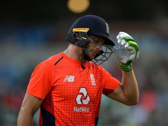 Jos Buttler endured a torrid time in South Africa (Getty)