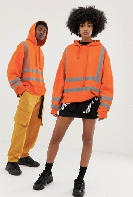 The Collusion x Everyone Together unisex hoodie, £30 [Photo: ASOS]