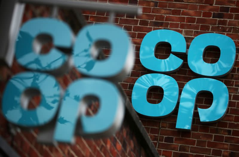 Britain's Co-op to create 1,000 jobs in stores expansion