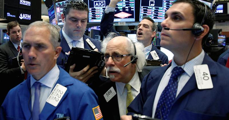 Stocks try to rebound from biggest sell-off of 2017