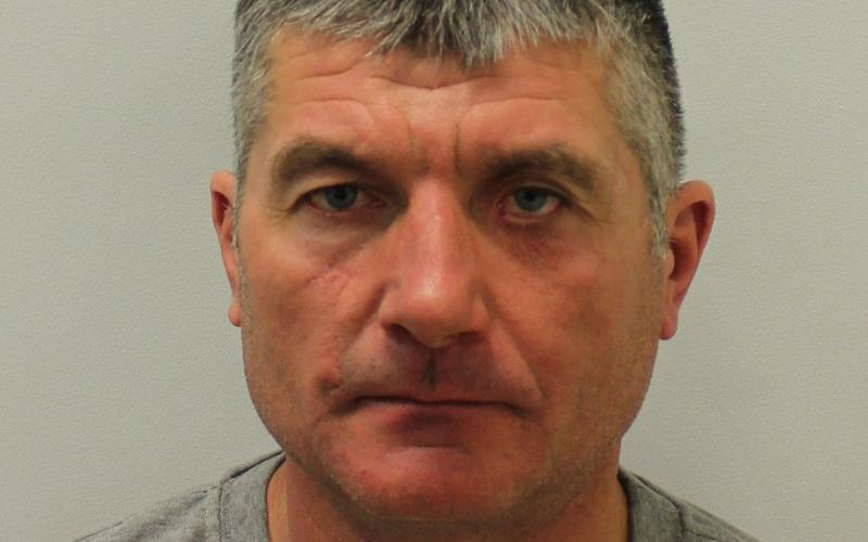 Multiple rapist, Mihai Roban, attacked a woman in London just days after arriving