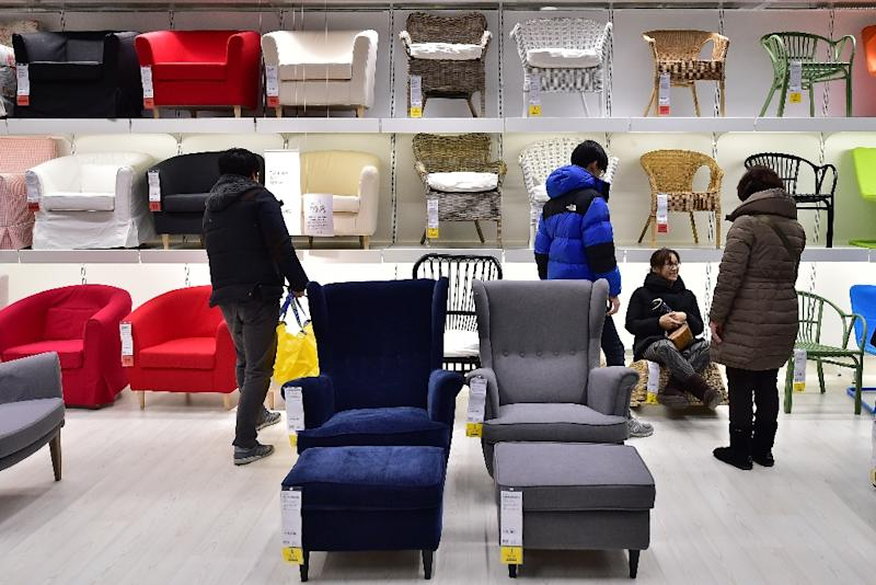 Ikea turns furniture into wireless phone chargers for Furniture xo out of business