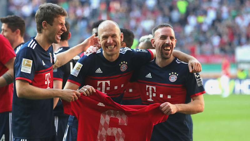 Robben and Ribery lined up for Bayern renewals by Rummenigge