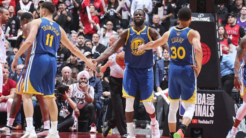 Draymond Says Warriors Are Embracing Underdog Role: