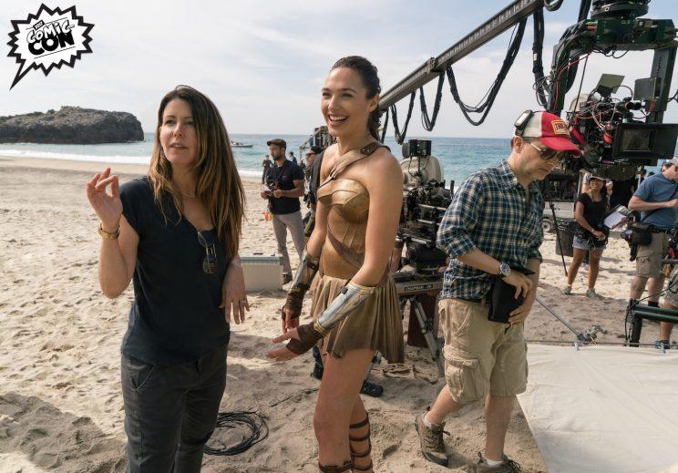 Comic-Con 2017: Geoff Johns has started writing Wonder Woman 2 script