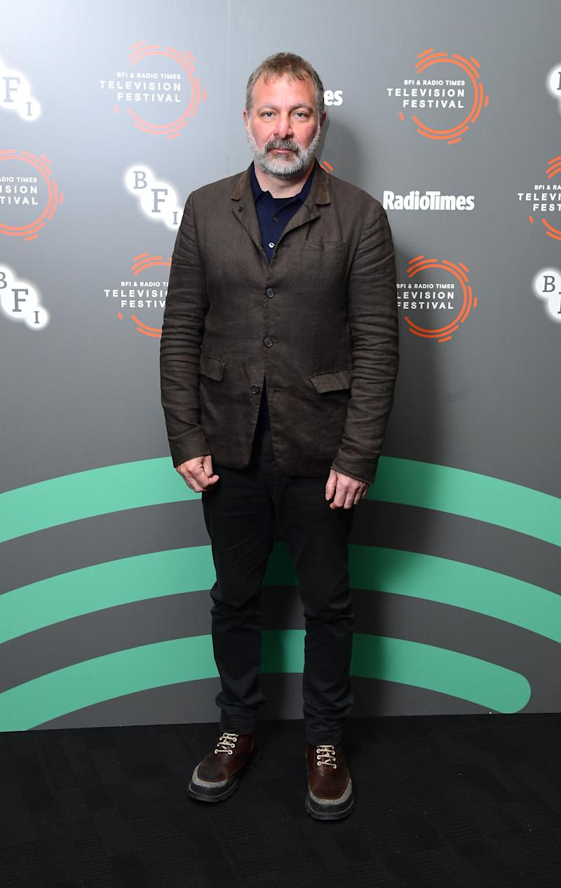 Jed Mercurio during the BFI and Radio Times Television Festival at the BFI Southbank, London. (Photo by Ian West/PA Images via Getty Images)