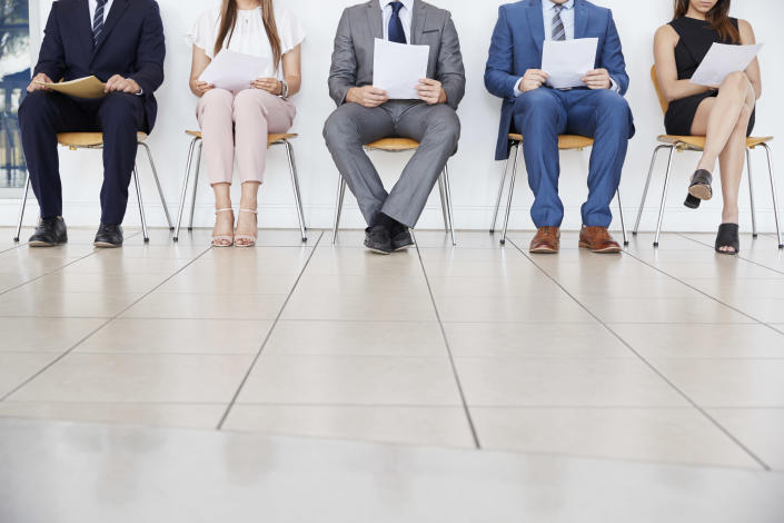 Applications per listing have increased 47% for graduate jobs. Photo: Getty