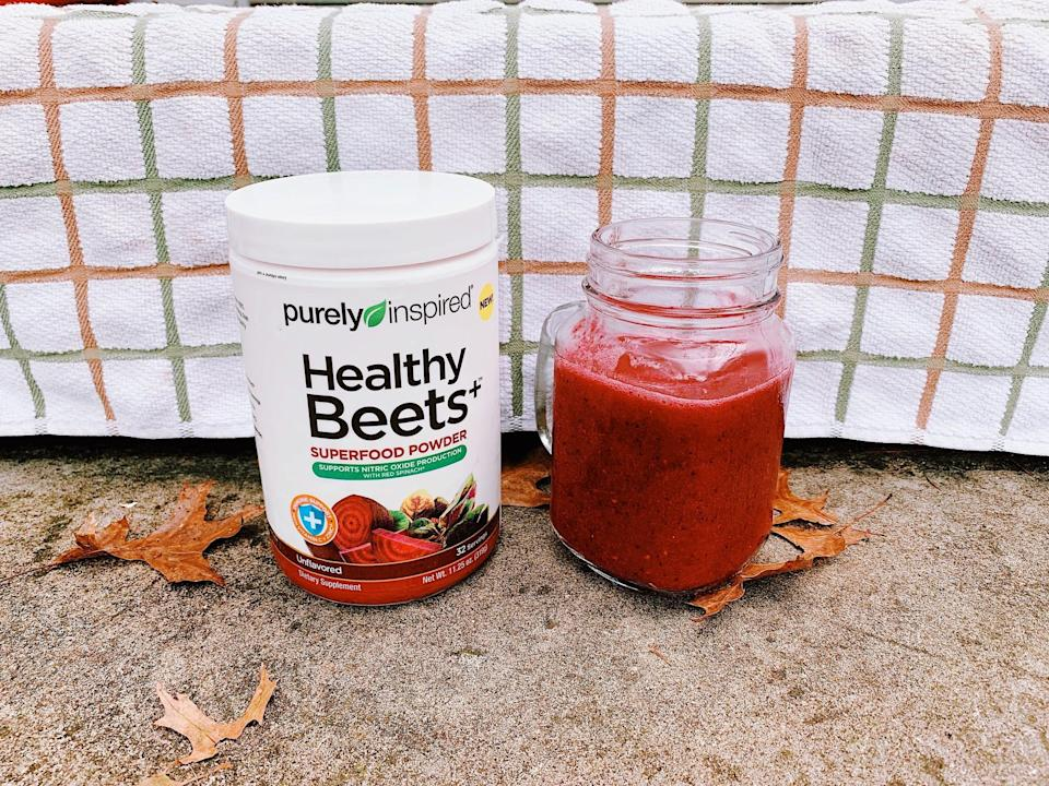 Purely Inspired Health Beets Superfood Powder Review
