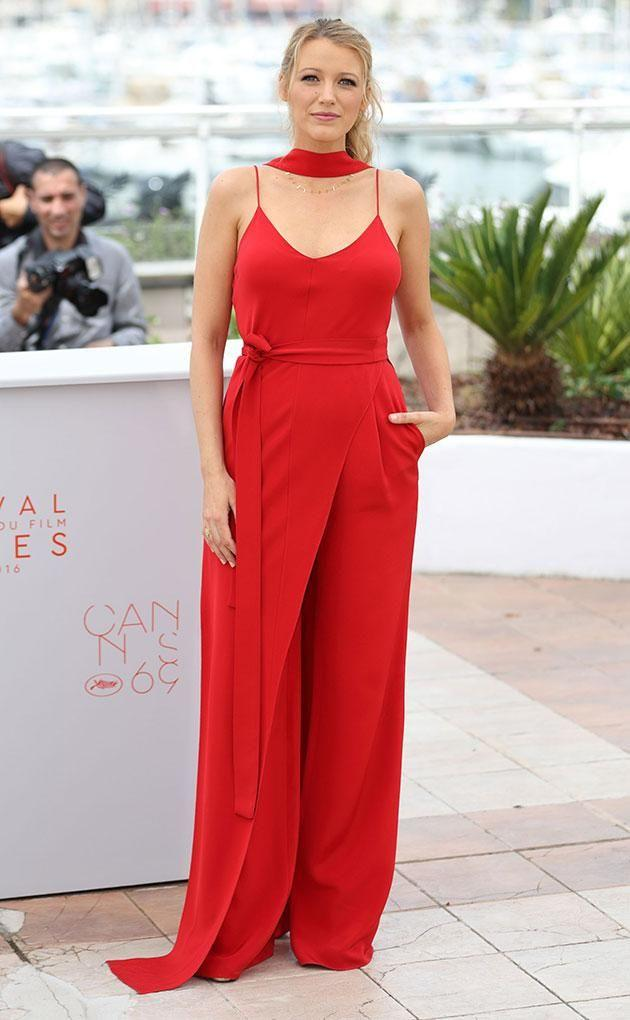 Blake Lively at the <i>Cafe Society</i> photocall as part of the Cannes Film Festival. Photo: Getty Images