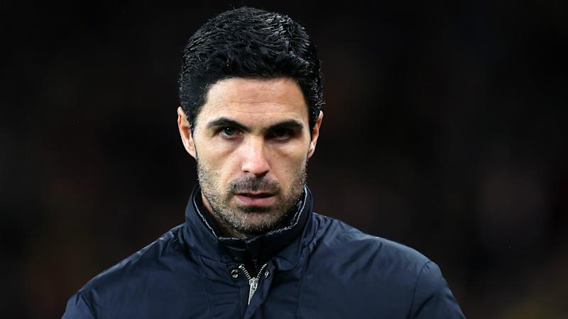 'We have a beautiful challenge ahead of us' - Arteta 'positive' that Arsenal can close gap to top sides