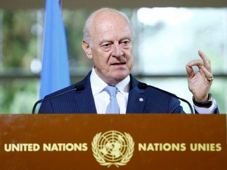 Syria says no to worldwide force patrolling safe zones