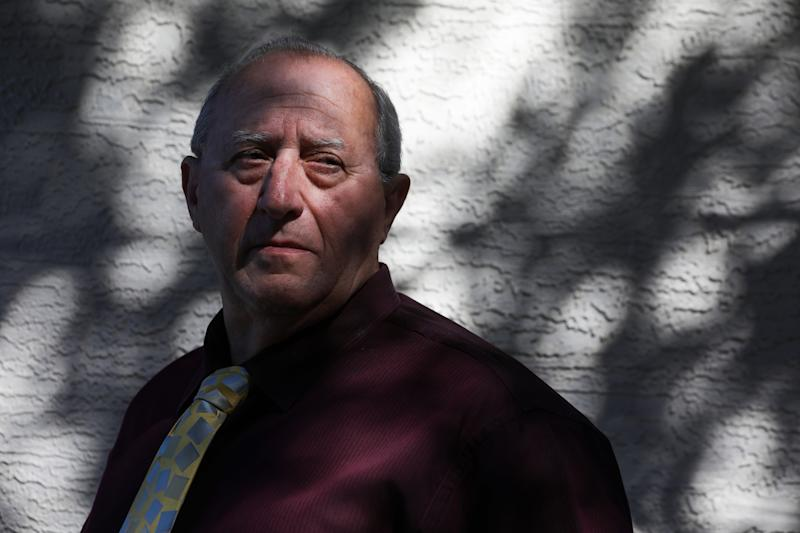 Carmine Macedonio, the retired New York sex crimes investigator who was central to the initial conviction of Forte in Vermont.