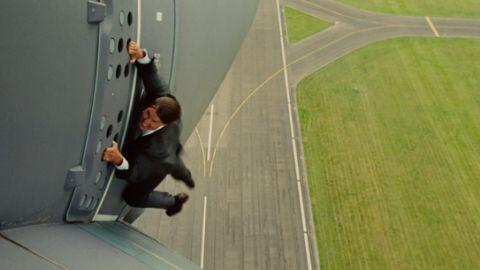 Tom Cruise in Mission Impossible: Rogue Nation. Photo: Paramount Pictures