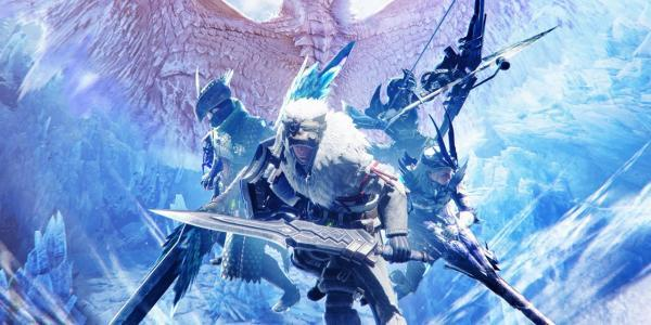 Alatreon llegará muy pronto a Monster Hunter World: Iceborne