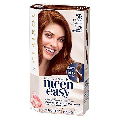 "<p><strong>Nice'n Easy Permanent Hair Color</strong></p><p>amazon.com</p><p><strong>$27.93</strong></p><p><a href=""https://www.amazon.com/dp/B001E95F2Y?tag=syn-yahoo-20&ascsubtag=%5Bartid%7C10051.g.34671473%5Bsrc%7Cyahoo-us"" rel=""nofollow noopener"" target=""_blank"" data-ylk=""slk:Shop Now"" class=""link rapid-noclick-resp"">Shop Now</a></p><p>Stock up on hair dye for the year at 30% off the entire Amazon store. </p>"