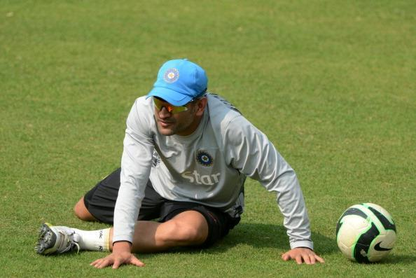 M.S Dhoni falsely alleged?