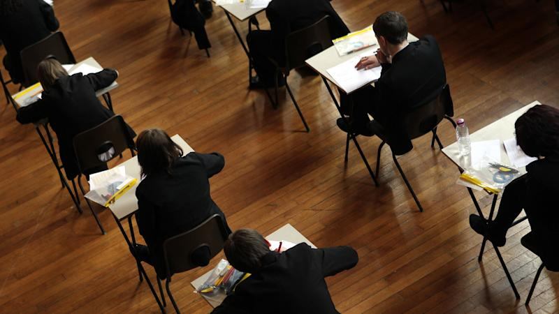 GCSE and A-level grades to be awarded based on teacher assessments