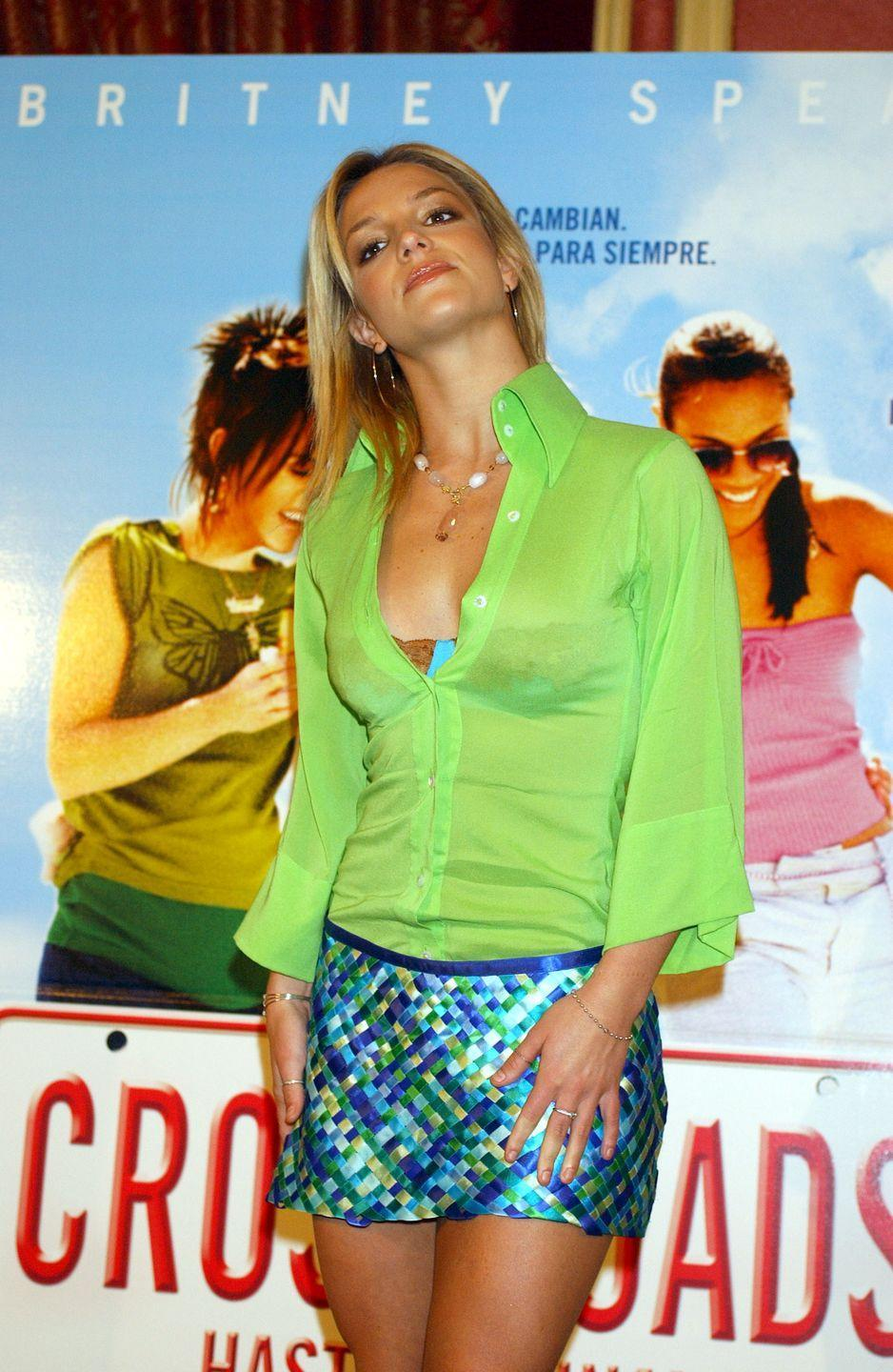 <p>The <em>Crossroads</em> press tour was a very special time for Britney and, in retrospect, for all of us.</p>