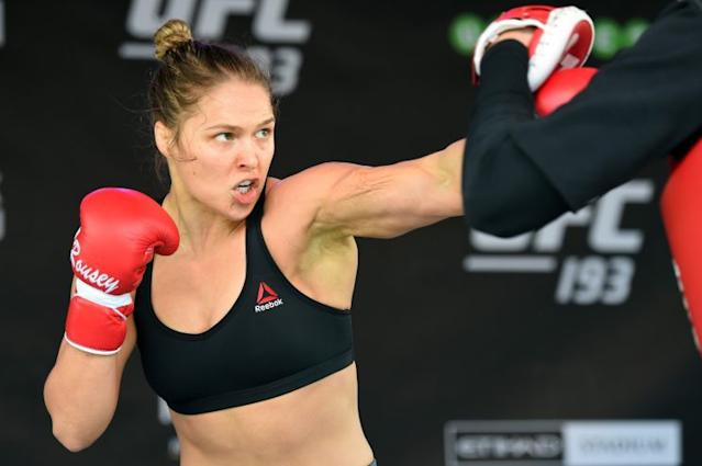 Ronda Rousey will be back in the Octagon before the end of the year at UFC 207. (Gettty)