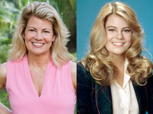 Lisa Whelchel: now and then (Monty Brinton/CBS, Herb Ball/NBCU Photo Bank)