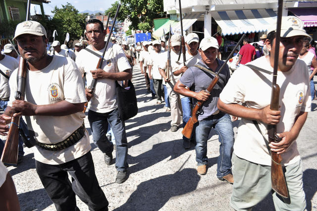 Mexico's drug war is getting even worse