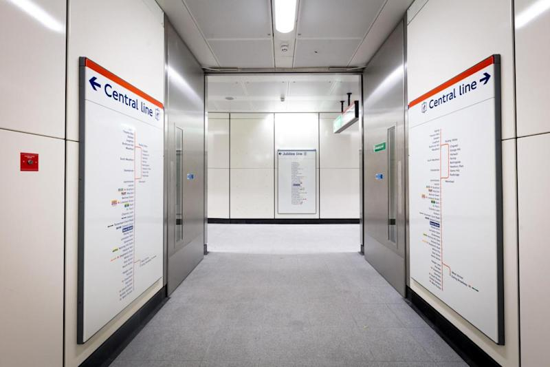 Bond Street is on the Central, Jubilee and due-to-be-opened Elizabeth line. (TfL)