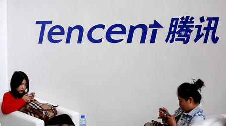 Tencent surges 7% after Q1 profit tops estimates