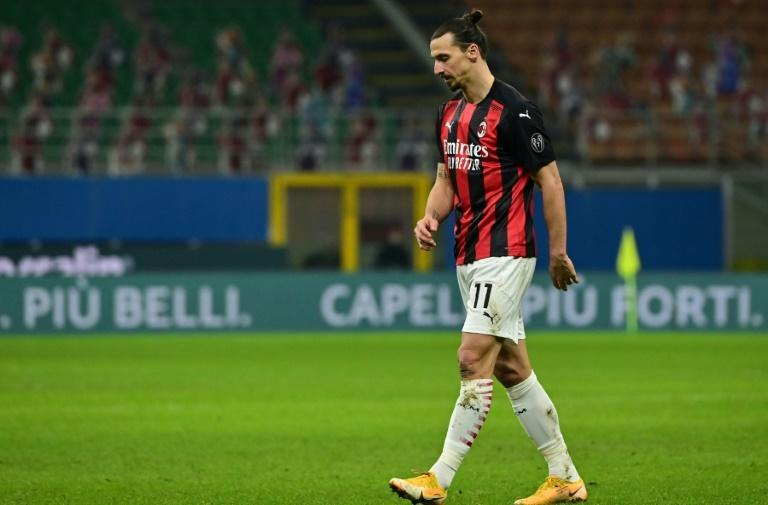 Zlatan Ibrahimovic's AC Milan fell to their second defeat of the season against Atalanta.