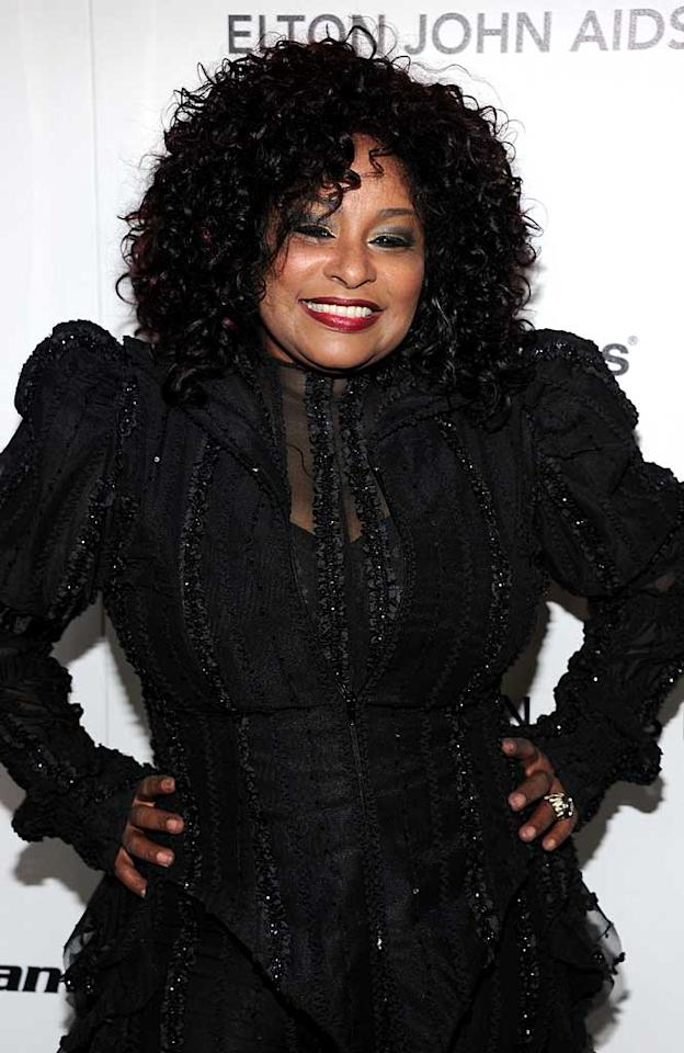 "March 23: Chaka Khan turns 58 Larry Busacca/<a href=""http://www.gettyimages.com/"" target=""new"">GettyImages.com</a> - February 27, 2011"