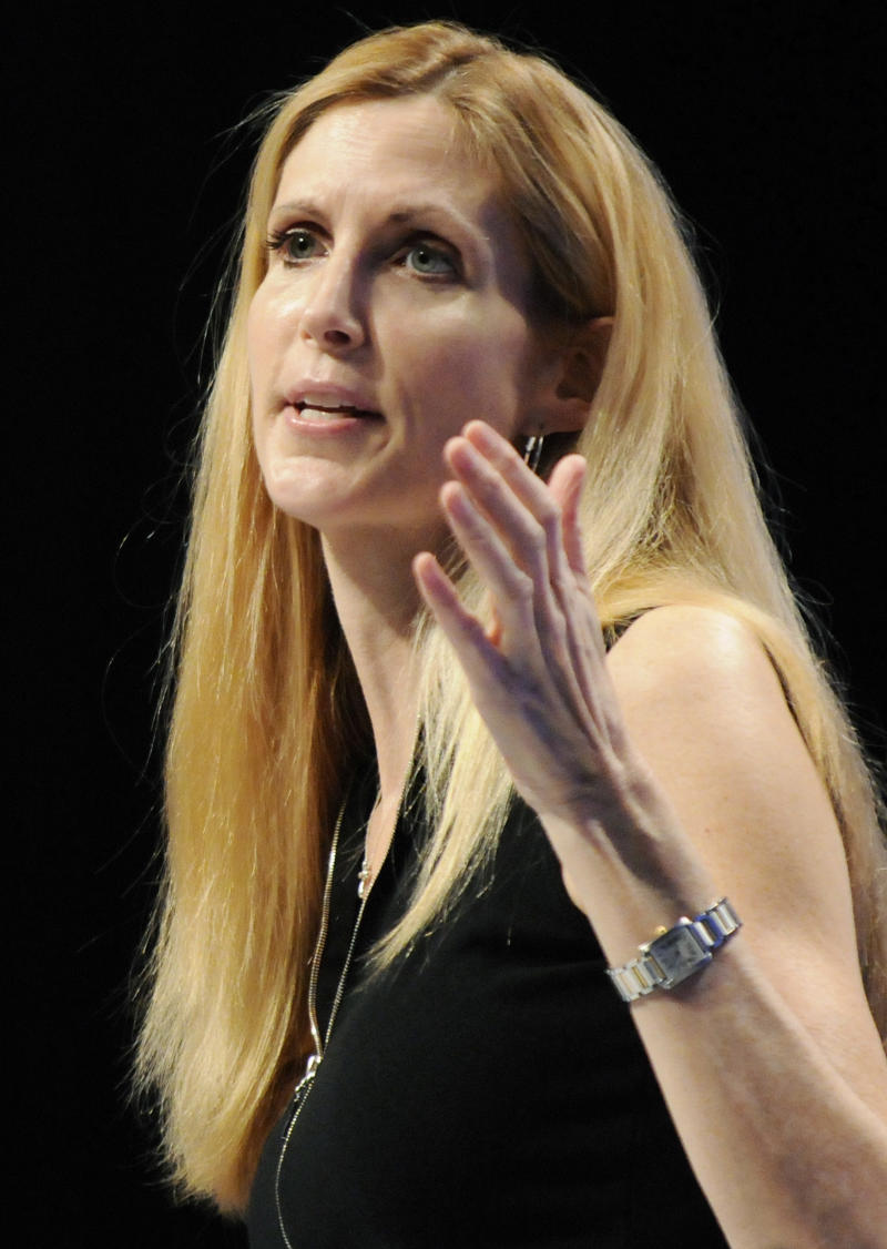 Ann Coulter Calls 'Grotesque' Donald Trump A Disappointment