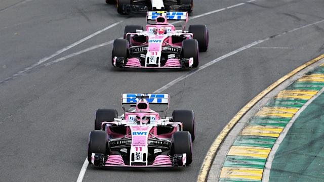 """Otmar Szafnauer hailed a """"new and exciting chapter"""" after Force India were replaced by a new team."""