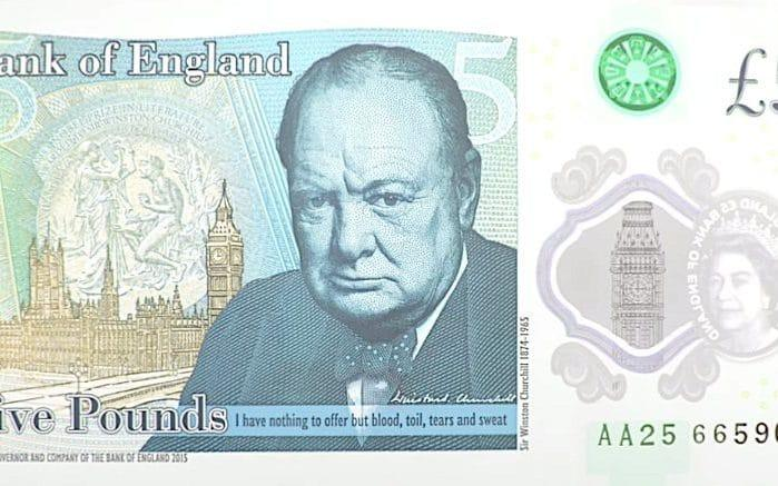 £5 note  - Credit: Bank of England
