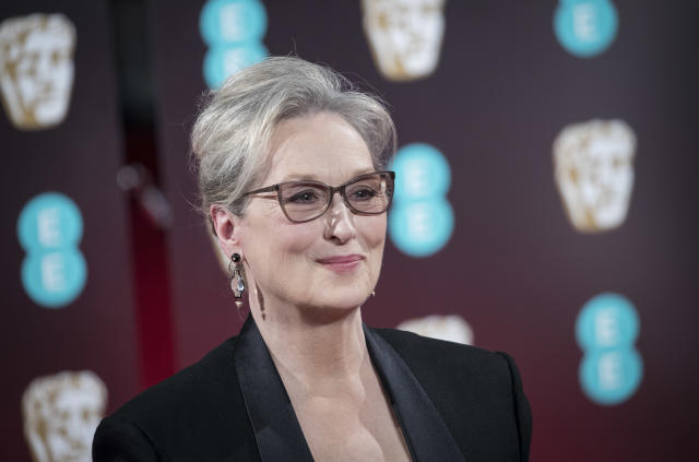 'It Really Underlined My Own Sense of Cluelessness.' Meryl Streep Opens Up About Harvey Weinstein