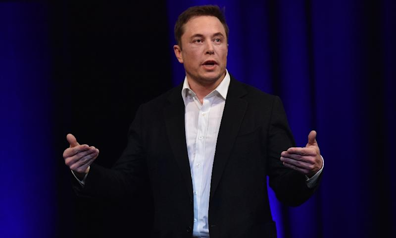 Elon Musk's erratic behavior and insulting comments to a rescue worker have raised questions about his ability to lead the companies he founded, Tesla and SpaceX (AFP Photo/PETER PARKS)