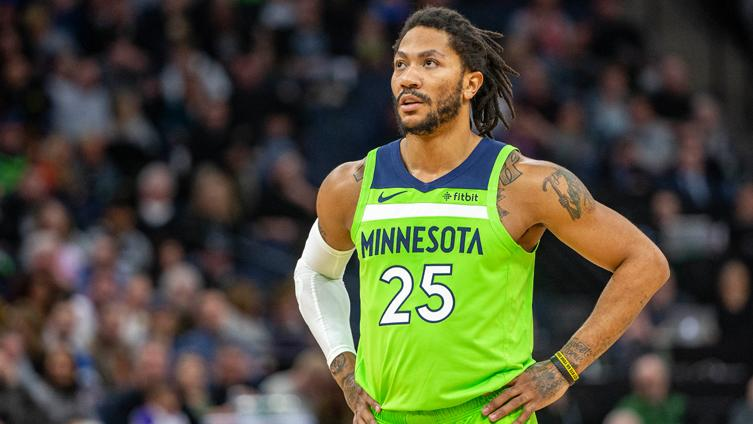 c8381ac3a63 NBA Buzz  B.J. Armstrong takes us behind the scenes of new Derrick Rose  documentary