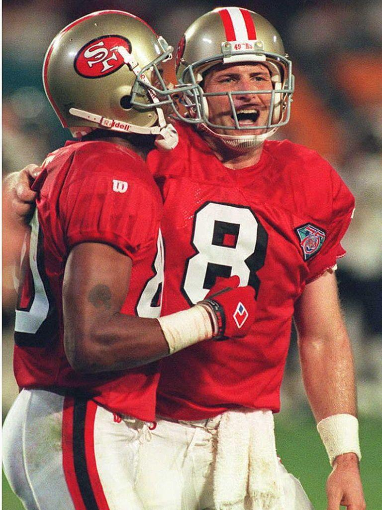 <p>The San Francisco 49ers and San Diego Chargers combined for the highest total: 75 points in Super Bowl XXIX. The 49ers, led by Jerry Rice and Steve Young, came out on top, with a final score of 49-26.</p>