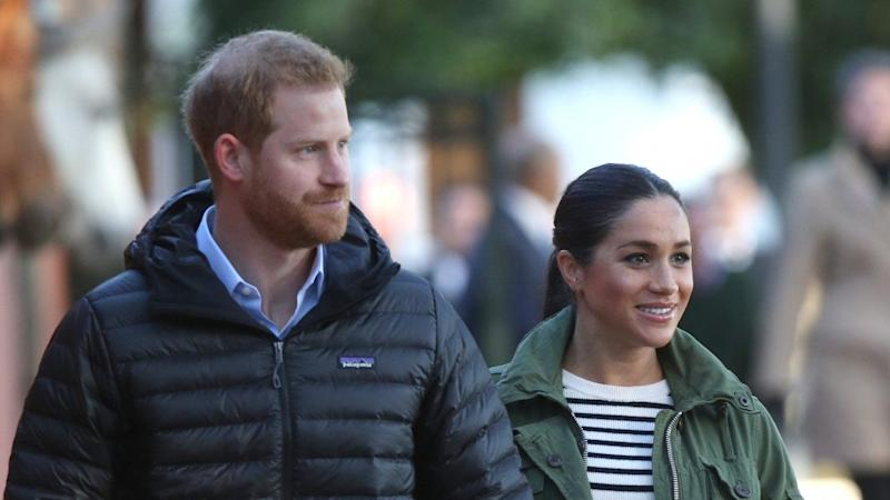 Meghan Markle and Prince Harry Looking to Hire a Nanny Ahead of Royal Baby's Birth