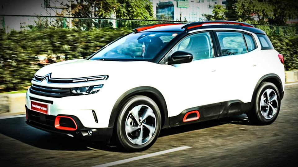Citroen C5 Aircross review: Comfortable, practical, and pleasantly powerful