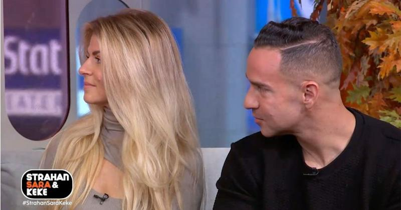 Lauren and Mike Sorrentino | ABC