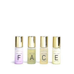 FACE is an intensive 4-week Vitamin treatment for the skin, offering powerful moisturizers and antioxidant support to help improve the appearance of the skin.