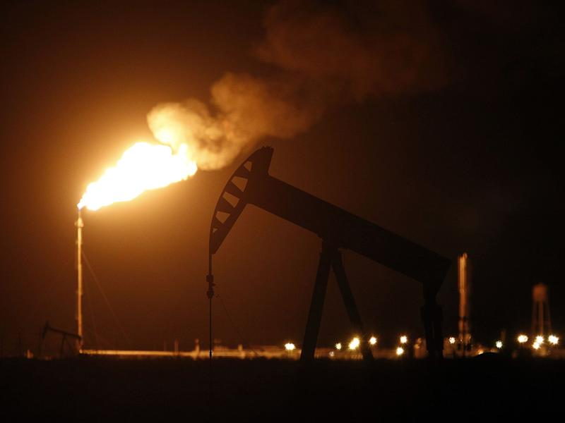 Oil prices rally as producers tackle supply glut