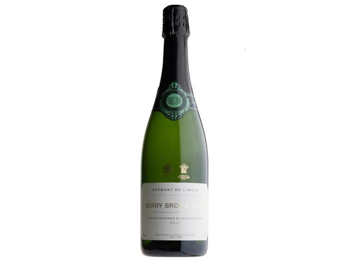 <p>This Crémant de Limoux bottle is a blend of orchard fruit and honeyed spice</p>Berry Bros. & Rudd